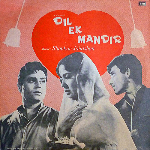 Koi Puche Mere Dil Se Full Mp3 Song Download: Dil Ek Mandir Songs Free Mp3 Download