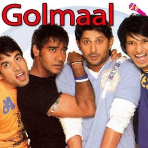 Golmaal (With Chorus) Free Karaoke