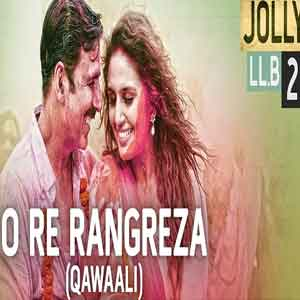O Re Rangreza (Qawaali) Free Indian Karaoke