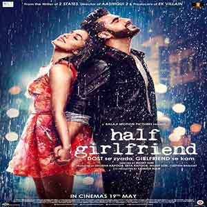 Half Girlfriend (Love Theme) Free Indian Karaoke
