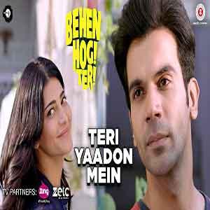 Teri Yaadon Mein Free Indian Karaoke