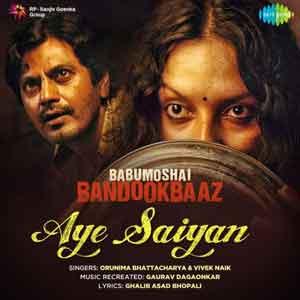 Aye Saiyan Free Indian Karaoke