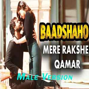 Mere Rashke Qamar-Male Version Free Indian Karaoke