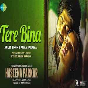 Tere Bina Free Indian Karaoke