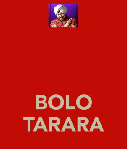 Bolo Ta Ra Ra
