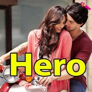 Main Hoon Hero Tera Free Karaoke