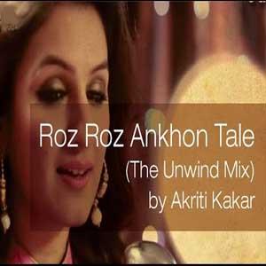 Roz Roz Ankhon Tale Free Karaoke