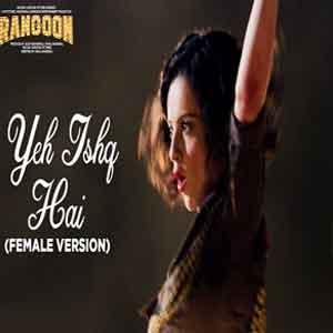 Yeh Ishq Hai (Female)