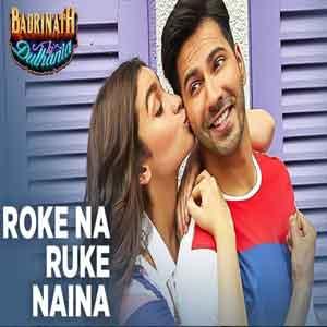 Roke Na Ruke Naina Free Indian Karaoke