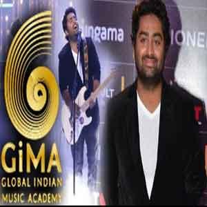 Arijit Singh Gima Awards 2016 Free Indian Karaoke