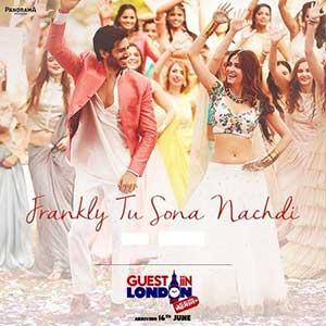 Frankly Tu Sona Nachdi Free Indian Karaoke