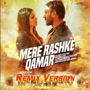 Mere Rashke Qamar (Remix) Free Indian Karaoke